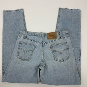 Levi's Orange Tag Relaxed 550. Sz. 34/34